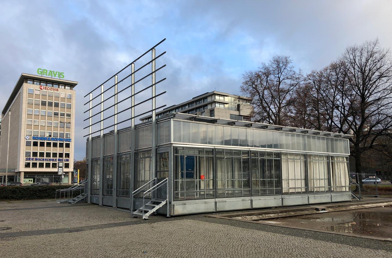 BHR Box bauhaus reuse – Ernst-Reuter-Platz © Silke Steets, 2019